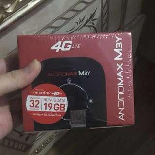 SMARTFREN MIFI M3Y Andromax 4G LTE - BLACK