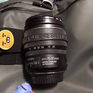 Canon EFS 15-85mm IS USM Zoom Lens