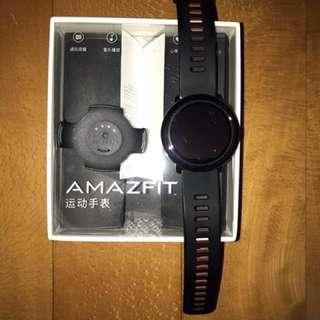 AMAZFIT華米運動智能手錶(9成新)