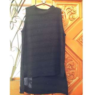 💙 Knitted sleeveless top
