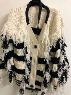 Sacai brand New Original Coat