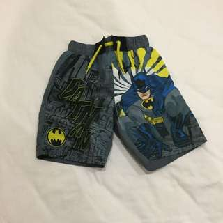 Batman swimwear bottoms age 2 mothercare