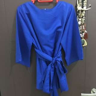BLUE RIBBON SHIRT