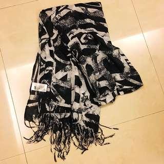 H&M 圍巾