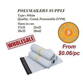 POLYMAILER! WHOLESALE