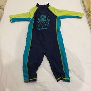 Mothercare swimsuit age 4 boys