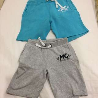 Mothercare shorts age 8 years boys