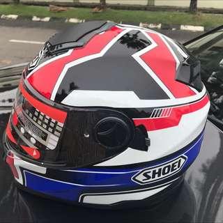 Racing sport Dual Lens Helmet