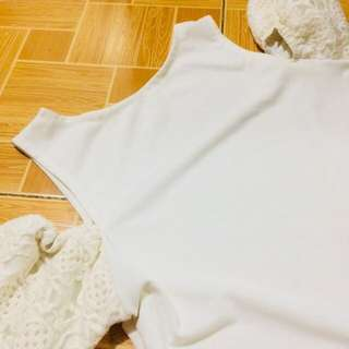 ✨White Offshoulder Dress ✨