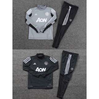 17/18 Manchester United Kids Training Suit