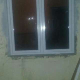 Kusen pintu dan jendela alumunium