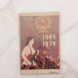 Vietnam Communist Poster