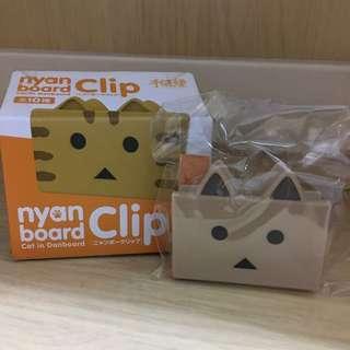 NyanBoard Cat Clip 貓咪夾