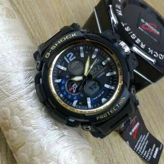 G-SHOCK waterproof
