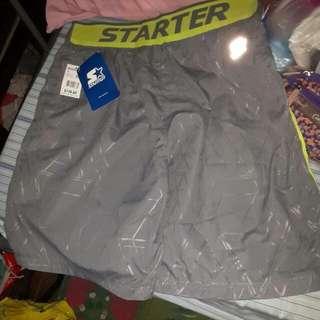 starter original shorts large
