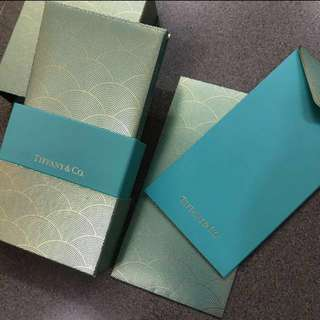 Tiffany & Co Red Pockets - 利是封 💰💰💰