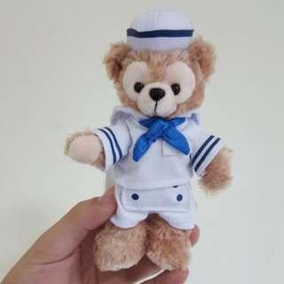 《東京迪士尼帶回》水手達菲熊Duffy