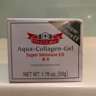 25% OFF New Dr Ci Labo Aqua-Collagen-Gel (50g)