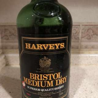 harveys bristol medium dry sherry