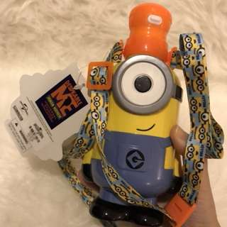 Minions water bottle