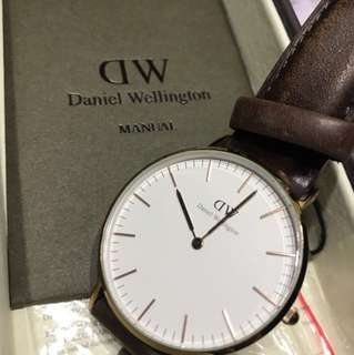 DW Daniel Wellington watch 30mm