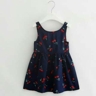 Cotton Dress 2-3 years