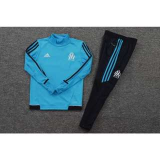 17/18 Marseille Kids Training Suit