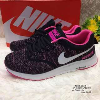 Nike zoom size : 36-40