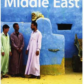 Lonely planet Middle East - 6th edition