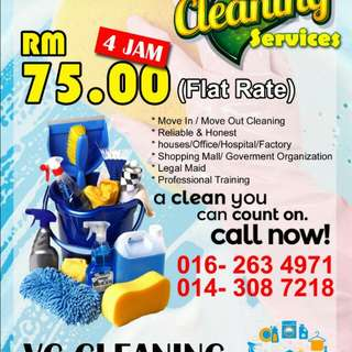 Home Cleaning (KL Area)