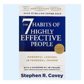 The 7 Habits of Highly Effective People: Powerful Lessons in Personal Change | Stephen R. Covey