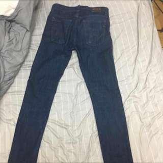 Edwin 牛仔褲 少穿出售 29 30皆可穿 底價了