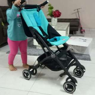 Pockit Stroller Preloved