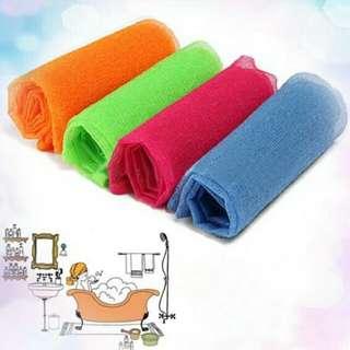 Nylon Mesh Bath Shower Body Wash