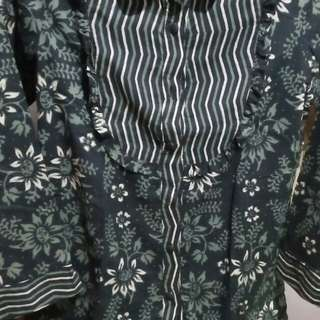 Blouse Batik Keris