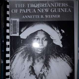 AN1001 - The Trobrianders of Papua New Guinea