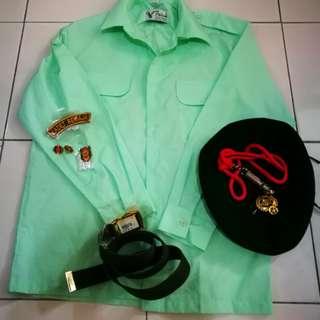Kadet Remaja Uniform