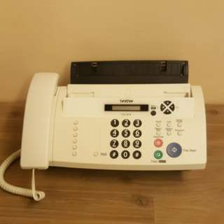 Brother Tel Fax