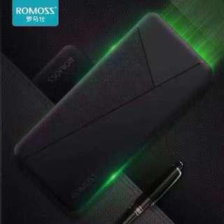 Black Romoss Powerbank PIE10 10000 mah