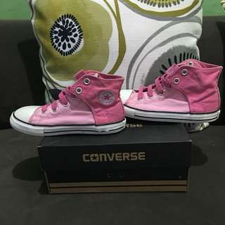 Preloved Converse Shoes for Kids