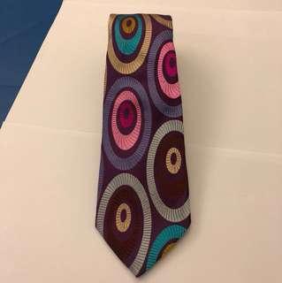 DUCHAMP silk tie