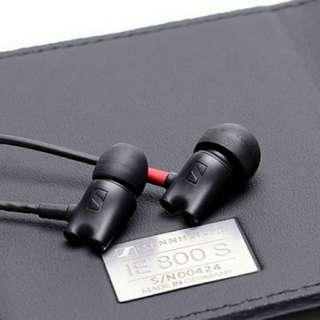 全新 Sennheiser IE800S 旗艦級 動圈 耳機 跟機 2.5mm 3.5mm 4.4mm 平衡 連接線