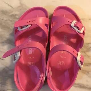 Birkenstock sandals UK11.5, 190 mm