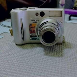 Nikon coolpix5200 數位相機📷#舊愛換新歡