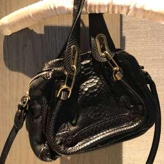 Authentic Chloe bag