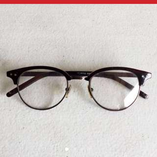 Clubmaster Eye Glasses