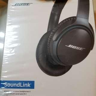 Bose  Wireless Around-Ear Headphones II