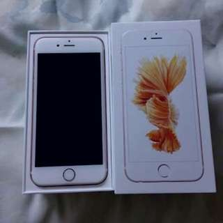 Iphone 6s 16GB - Rose Gold
