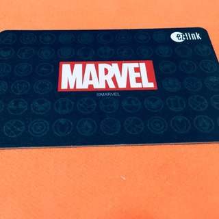 Marvel - Deactivated ezlink
