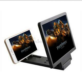 3d enlarger screen for mobile phones